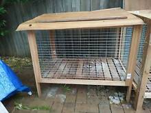 2 RABBIT CAGES FOR SALE Eaglemont Banyule Area Preview
