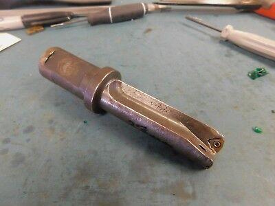 Sandvik 23mm Coolant Thru Insert Drill. R416.1-0230-20-04. 25mm Shank