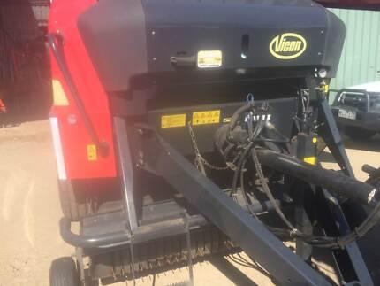 Haymaking equipment