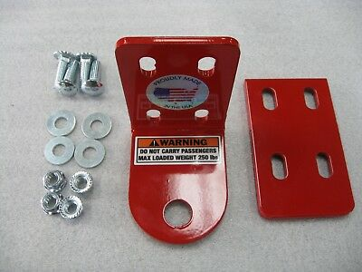 Snapper Pro Zero Turn Mower Trailer Hitch. Made In The USA B