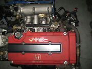 B18C Type R Engine