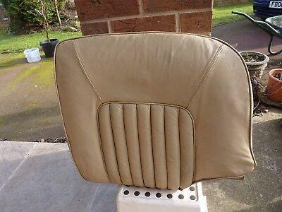 ROVER P5B Coupe offside rear seat cushion.  Buckskin. for sale  Ilkeston