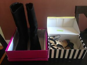 Toddler boots/heels New in box