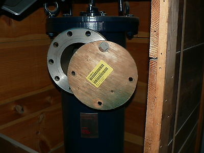 CUNO FILTER SEDIMENT FUEL OIL HYDROCARBON MODEL SK01F01 42111-01-50-0050