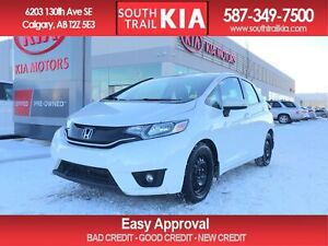 2015 Honda Fit EX,LEATHER SEATS, BACK UP CAMERA, HEATED SEATS