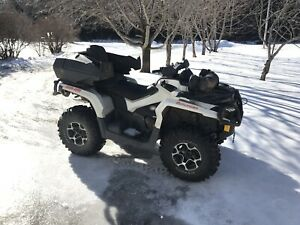 Can Am Outlander 500 Max XT