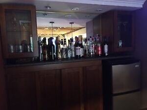 Bar cupboards for sale - Newmarket