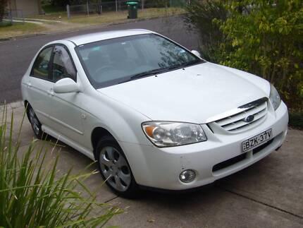 2004 KIA CERATO  (Automatic)