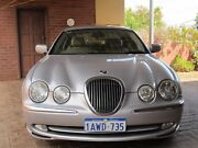 2002 Jaguar S Type Sedan Ardross Melville Area Preview