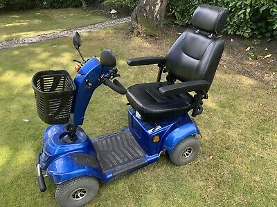 Connect 8 Heavy Duty Mobility Scooter - Used - Full Working Condition RRP £2800