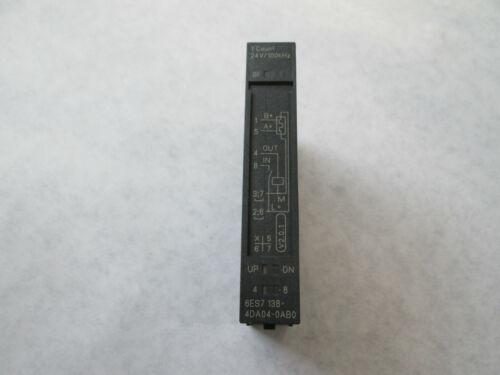 NNB Siemens 6ES7 138-4DA04-0AB0 Counter Module