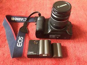 Canon 5D full frame dslr camera