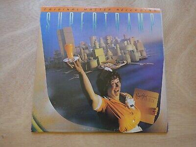 "SUPERTRAMP ""Breakfast In America"" 1979 'Lp' Vinyl Record ALBUMl"