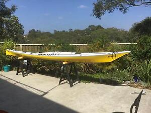 Mirage 582 Expedition Custom Seakayak Revesby Heights Bankstown Area Preview