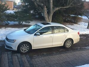 VW JETTA 2014 COMFORTLINE LEASE TAKE-OVER