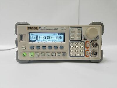 Rigol Dg1022 2 Ch 20mhz 100msas Functionarbitrary Waveform Generator W Handle