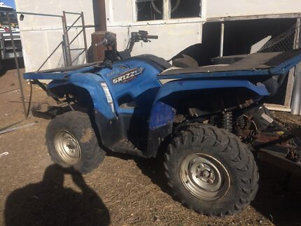 Yamaha Grizzly 550 Quad Bike Dalby Dalby Area Preview