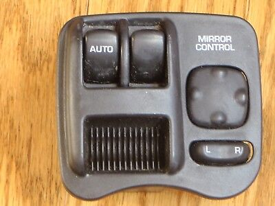 ✅ 00-02 Saturn S Series SC1 SC2 COUPE MASTER POWER WINDOW SWITCH OEM #529 00 Saturn Sc Coupe