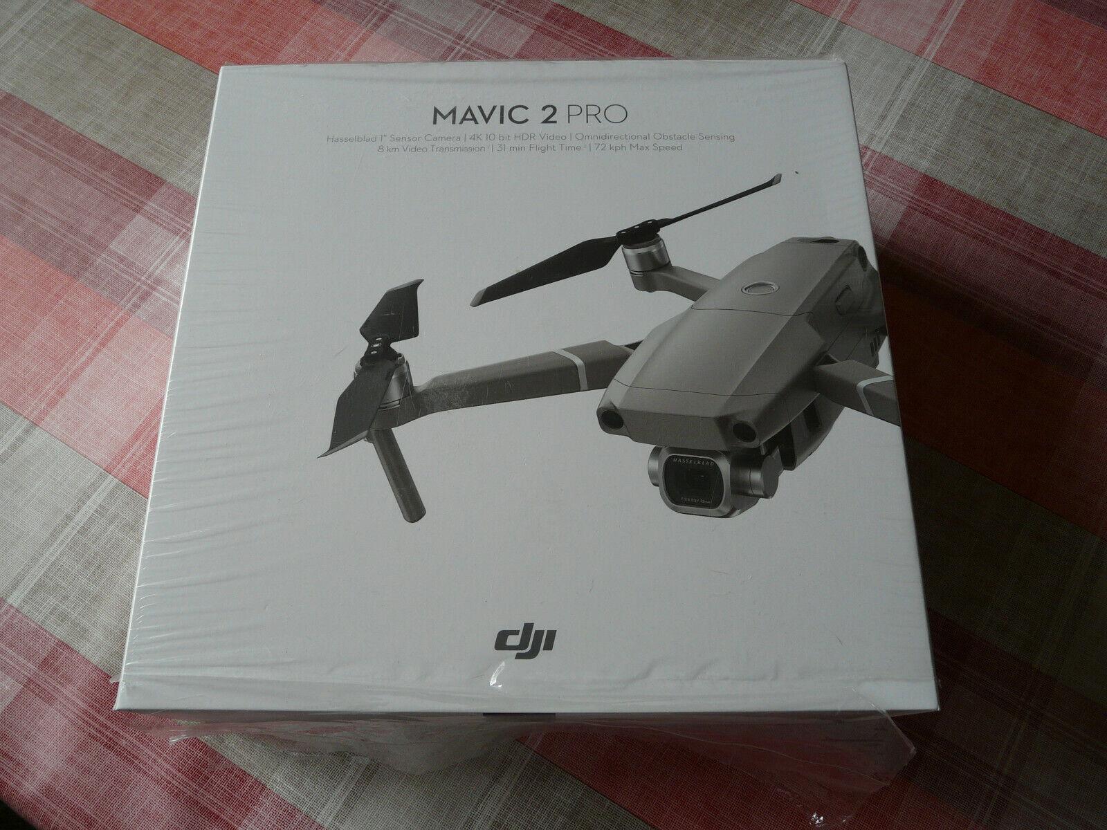 DJI Mavic 2 Pro Drohne 5 Monate alt NEUWERTIG inkl. CareRefresh, 128 GB SD-Karte