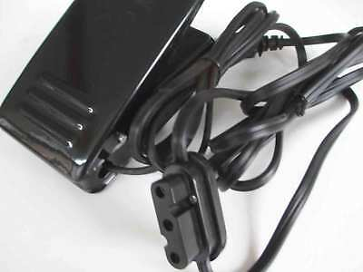 FOOT PEDAL & Power cord *Necchi NOVA NORA Supernova * PFAFF 130 230 260 332 338