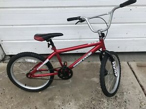 "Supercycle 20"" BMX with Coaster Brake"