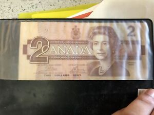 OLD RARE CANADIAN CURRENCY