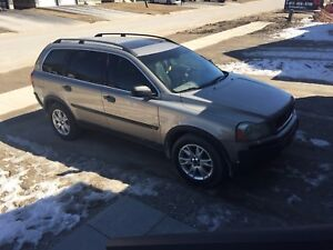2004 Volvo XC90 T6 AWD 7 Passenger- E-Tested AS-IS