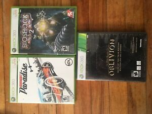 Xbox 360 Games (work on Xbox one)