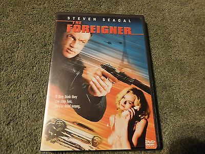 The Foreigner (DVD, 2003)Steven Seagal & Harry Van Gorkum