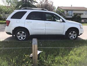2007 Pontiac Torrent AWD - Low Kms !!