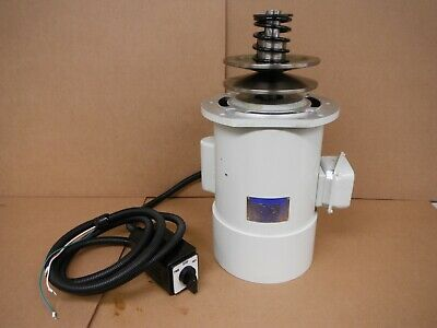 Replacement Motor For Bridgeport Type Import Milling Machine Single Phase Vsm1