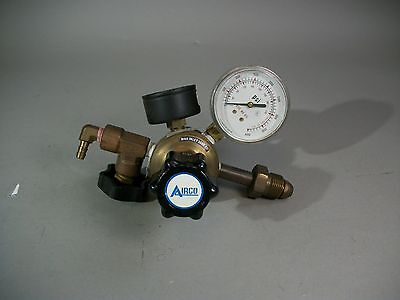 Airco Pressure Regulator 0-4000 Psi Steam Punk Industrial