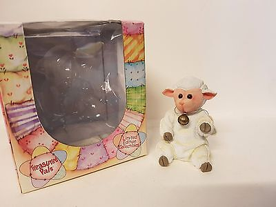Woolly Lamb #5103 Treasured Pals Limited Edition Collectable Boxed