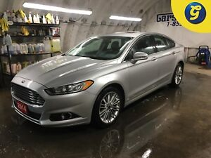 2014 Ford Fusion AWD*LEATHER*SUNROOF*HEATED STEERING WHEEL*NAVIG
