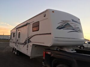 Fifth Wheel Montana 32RL 3 slide out