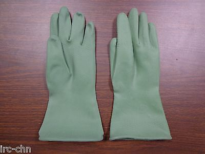 New Chemical Protective Glovesbutyl Rubber Industry Gloves With Nylon Lining