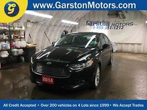 2014 Ford Fusion AWD*LEATHER*NAVIGATION*BACK UP CAMERA*POWER SUN
