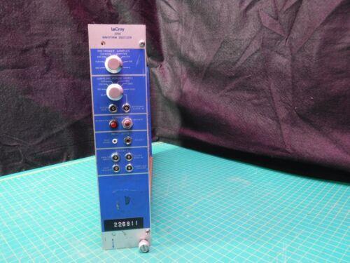 LeCroy 2256 Waveform Digitizer CAMAC Module