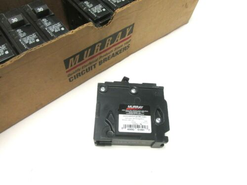 NEW .. Murray 30A 1P Circuit Breakers Type MP-T Cat# MP130 (Box of 12) .. GG-61
