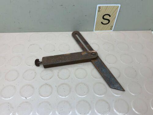 Vintage Stanley Sliding Angle Finder Gauge