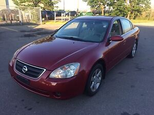 2003 Nissan Altima 2.5S Sedan. Safety & E-tested. Clean. $2800