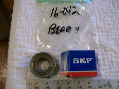 2 Large Ball Bearings 1-skf 1-n. Departure Brand Vintage Atlas 10 Metal Lathe