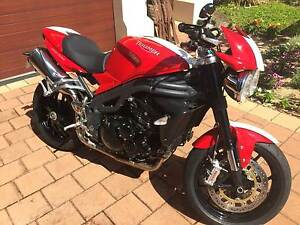 Gorgeous Triumph Speed Triple Special Edition Motorcycle Wembley Downs Stirling Area Preview