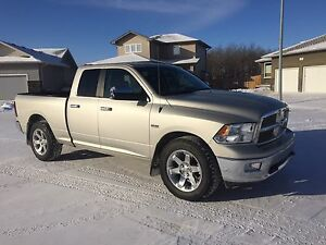 2010 Dodge Ram 1500 Laramie Loaded