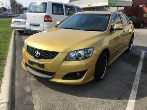 Toyota Aurion Sx6 Sportivo 2007 wrecking Welshpool Canning Area Preview