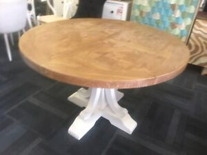 Round 1200mm stunning French provincial dining table Manly Vale Manly Area Preview