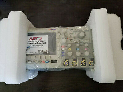 Tektronix Mso 2014b Mixed Signal Oscilloscope