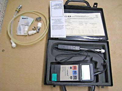 Vwr 61161-382 Humidity Temperature Meter Dew Point Data Logger