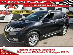 2017 Nissan Rogue SV, Auto, Back Up Camera, Heated Seats, AWD