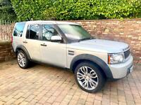 Land Rover Discovery 4 3.0TDV6 Commercial 210bhp, 8 Speed auto. 2012MY 2011/61